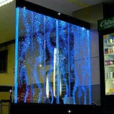 Modern Aquarium Partition Ideas For Living Room 29