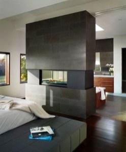 Modern Aquarium Partition Ideas For Living Room 33