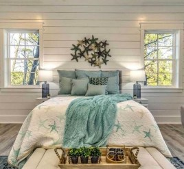 Outstanding Beach Decoration Ideas For Bedroom 07