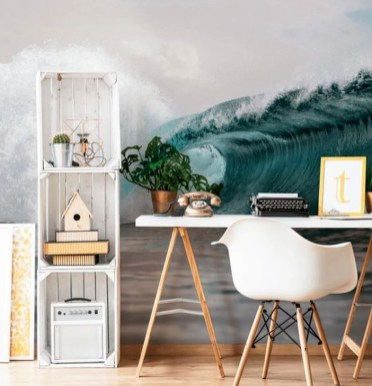 Outstanding Beach Decoration Ideas For Bedroom 12