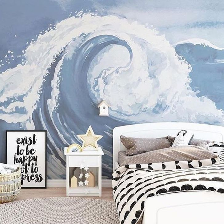 Outstanding Beach Decoration Ideas For Bedroom 35