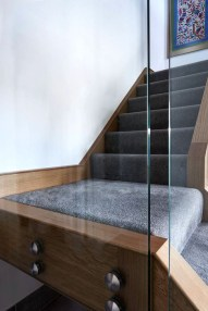 Perfect Glass Staircase Design Ideas 19