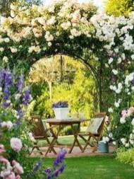 Romantic Backyard Garden Ideas You Should Try 20