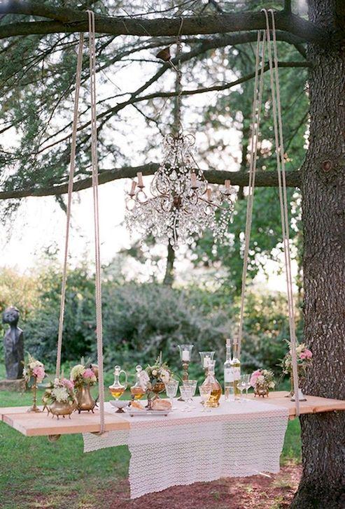 Romantic Backyard Garden Ideas You Should Try 24