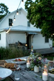 Romantic Backyard Garden Ideas You Should Try 40