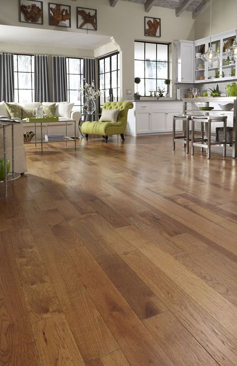 Rustic Wooden Flooring Ideas For The New House 01