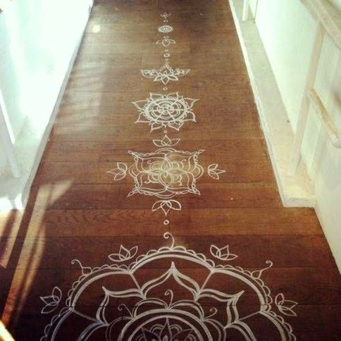Rustic Wooden Flooring Ideas For The New House 29