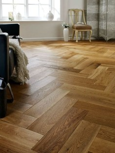Rustic Wooden Flooring Ideas For The New House 44