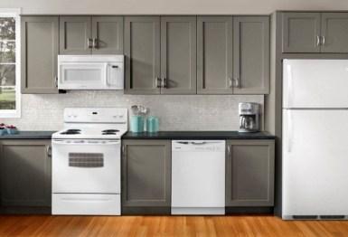 Stunning Dark Grey Kitchen Design Ideas 09