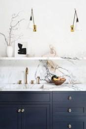 Stunning Dark Grey Kitchen Design Ideas 11