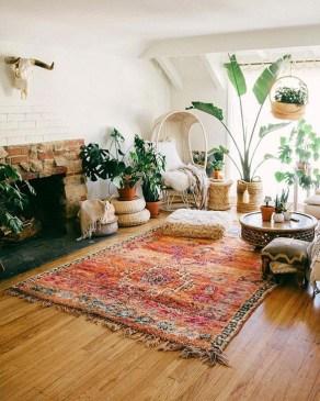 Totally Inspiring Bohemian Apartment Decor On A Budget 06