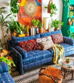 Totally Inspiring Bohemian Apartment Decor On A Budget 12