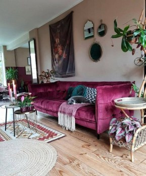 Totally Inspiring Bohemian Apartment Decor On A Budget 26