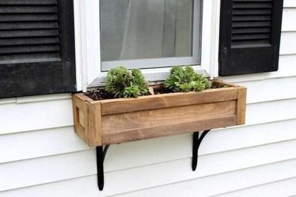 Wonderful Window Box Planters Yo Beautify Up Your Home 21