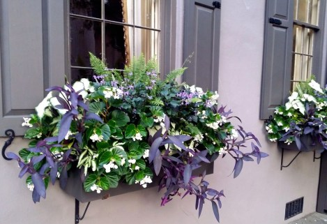 Wonderful Window Box Planters Yo Beautify Up Your Home 29