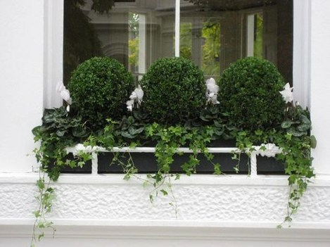 Wonderful Window Box Planters Yo Beautify Up Your Home 31