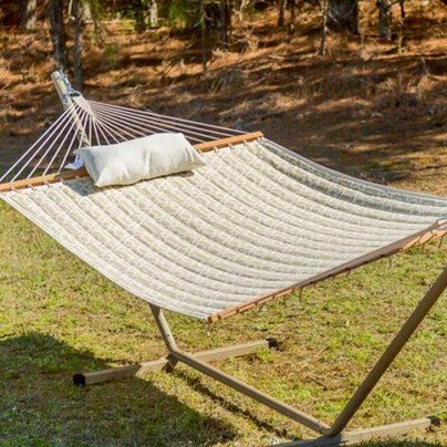 Affordable Backyard Hammock Decor Ideas For Summer Vibes 12