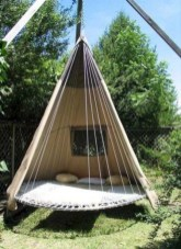 Affordable Backyard Hammock Decor Ideas For Summer Vibes 23