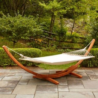 Affordable Backyard Hammock Decor Ideas For Summer Vibes 33