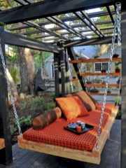 Affordable Backyard Hammock Decor Ideas For Summer Vibes 36