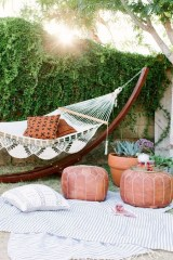 Affordable Backyard Hammock Decor Ideas For Summer Vibes 39