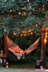 Affordable Backyard Hammock Decor Ideas For Summer Vibes 46