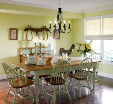 Amazing Dining Room Design Ideas With French Style 23