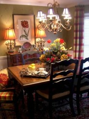 Amazing Dining Room Design Ideas With French Style 37