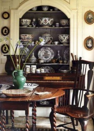 Amazing Dining Room Design Ideas With French Style 46