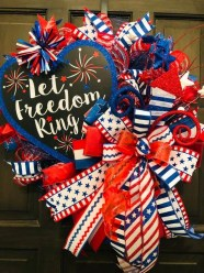 Awesome 4th Of July Home Decor Ideas On A Budget 02