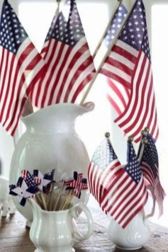 Awesome 4th Of July Home Decor Ideas On A Budget 32