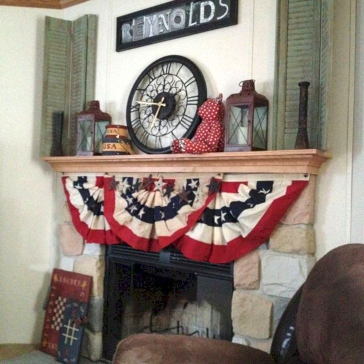 Awesome 4th Of July Home Decor Ideas On A Budget 40