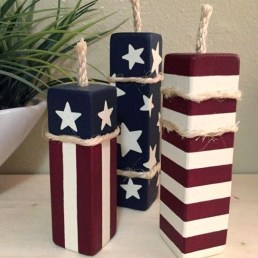 Best DIY 4th Of July Decoration Ideas To WOW Your Guests 04