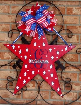 Best DIY 4th Of July Decoration Ideas To WOW Your Guests 41