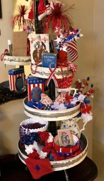 Best DIY 4th Of July Decoration Ideas To WOW Your Guests 42