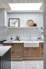 Contemporary Wooden Kitchen Cabinets For Home Inspiration 02