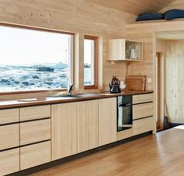 Contemporary Wooden Kitchen Cabinets For Home Inspiration 15