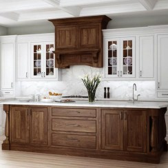 Contemporary Wooden Kitchen Cabinets For Home Inspiration 43