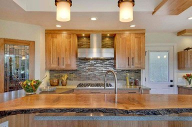 Contemporary Wooden Kitchen Cabinets For Home Inspiration 58