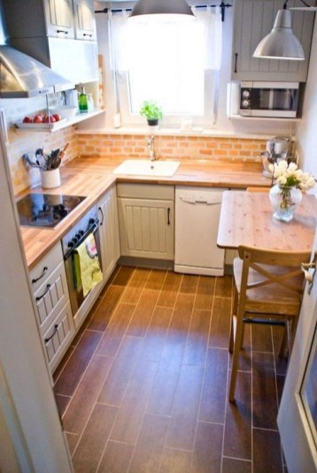 Cozy Small Kitchen Design Ideas On A Budget 13