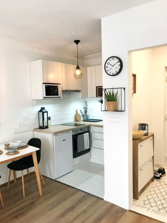 Cozy Small Kitchen Design Ideas On A Budget 21
