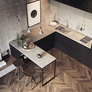 Cozy Small Kitchen Design Ideas On A Budget 27