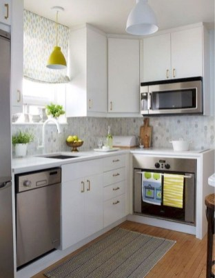 Cozy Small Kitchen Design Ideas On A Budget 39