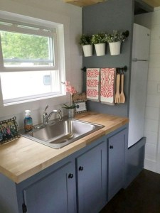 Cozy Small Kitchen Design Ideas On A Budget 40