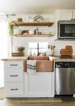Cozy Small Kitchen Design Ideas On A Budget 46