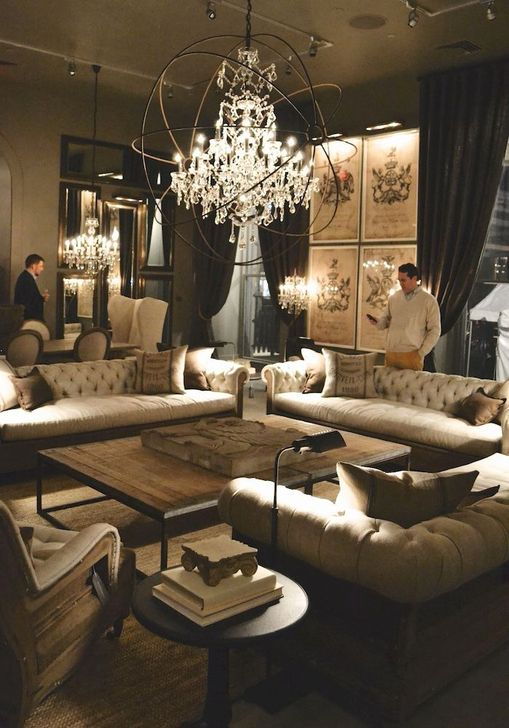Creative Lighting Decor Ideas For Living Room Design 04