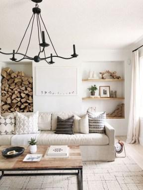 Creative Lighting Decor Ideas For Living Room Design 26