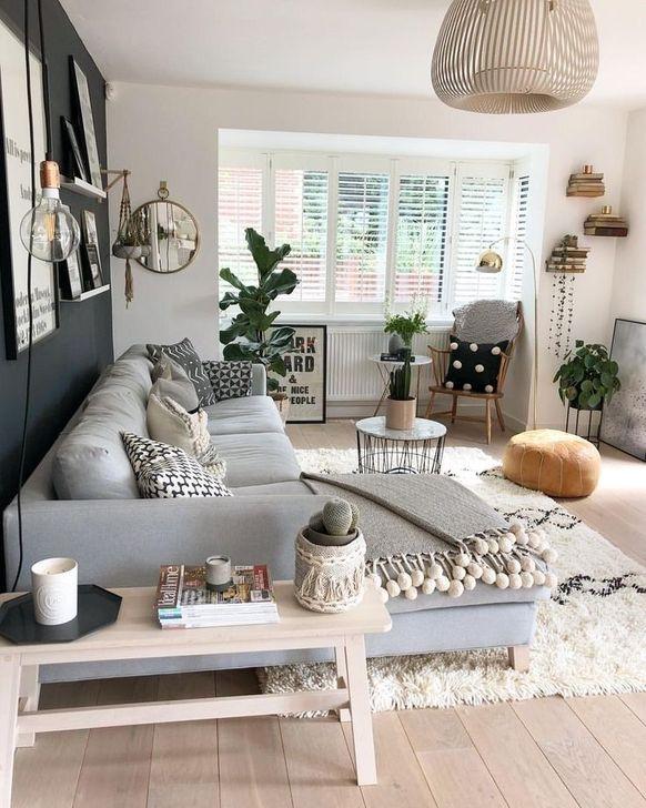 Creative Lighting Decor Ideas For Living Room Design 31