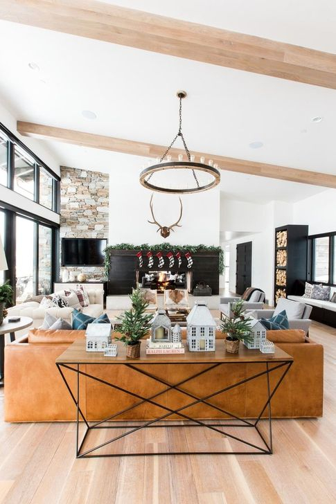 Creative Lighting Decor Ideas For Living Room Design 33