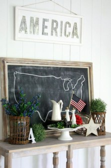 Easy And Cheap DIY 4th Of July Decoration Ideas 30